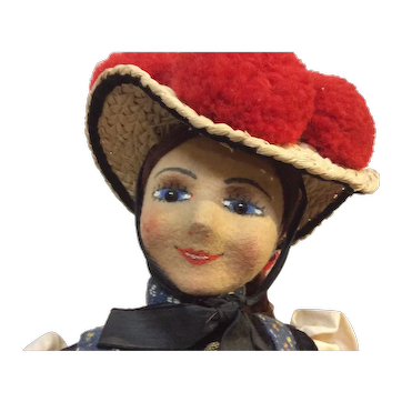 Else Hecht Artist Doll