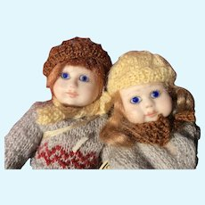 Pair Roche Toddlers