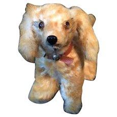 Furry Dollhouse Dog