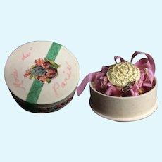 Miniature Artist Bonnet