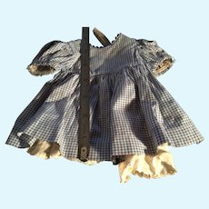 McGuffey Anna Dress