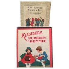 The Kiddie Wonder Box of Books