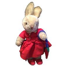 Dressed Bunny Girl