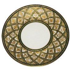 Antique Grand Tour French Napoleon & Josephine Porcelain Plates
