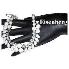 EISENBERG Quintessential Spring & Summer Rhinestone Necklace