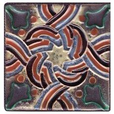 Art Deco / Arts & Crafts Tile