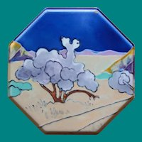 American Encaustic Tile Co. Arts & Crafts Tile