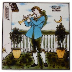 Jock he was a Piper Person by Walter Crane