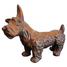 Scotty Dog, Copper clad Pooch