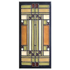 Motawi Tile Works Frank LLoyd Wright Collection, contemporary,
