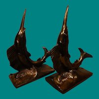 Sailfish Bookends