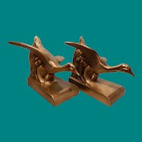 JB Bookends Flying Ducks