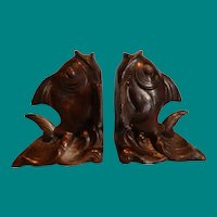 Koe Fish Bookends