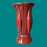 Haeger Pottery Reflector Lamp