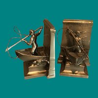 New Bedford Whaling Bookends