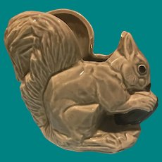 McCoy Pottery Squirrel
