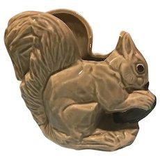 McCoy Pottery Squirrel