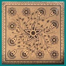 English Transfer Tile Wedgwood
