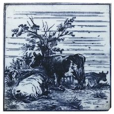 Minton Hollins Tile Simpson  Animal series