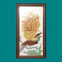 Tile panel Birds