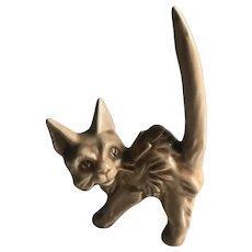 Slyvac Pottery Cat