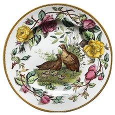 Wedgwood Tea Rose Decorative Plate