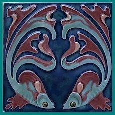 Villeroy & Boch  Tile Double Fish