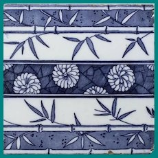 Mintons China Works Aesthetic tile