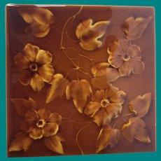 United States Encaustic Tile Works Tile