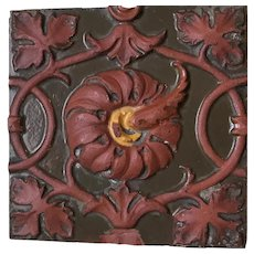 MAW & Co. Tile England