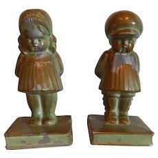 """Bookends """" I'm Sorry"""" c1932"""
