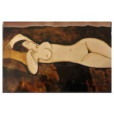 Modigliani Tile