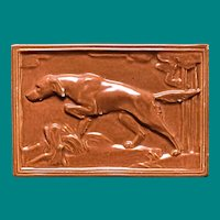 Franklin Tile Dog