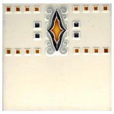 Art Nouveau / Art Deco Tile