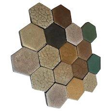 Grueby Tiles