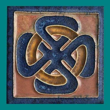Royal Delft Faience or The De Porceleyne Fles Co Tile