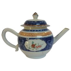 Chinese Export Teapot c. 1760