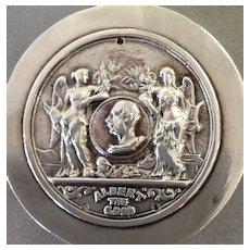 Souvenir Snuff Box Circa 1821 St. Paul's Cathedral, London