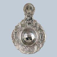 Tea Strainer Continental 830 Silver