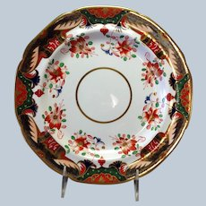 """Two Dozen Spode # 1645 Plates 9 3/8"""" Hand Decorated Porcelain 19th c."""