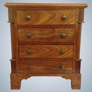 Miniature Chest of Drawers Vintage