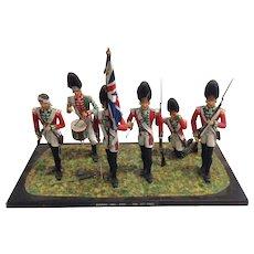 Bunker Hill Wooden Soldier Group I.H. Arthur