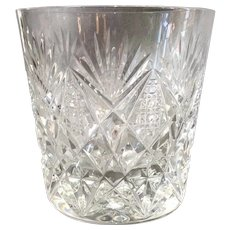 """St Louis Florence Clear Tumbler 4"""""""