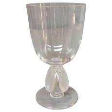 Lalique Bellini Red Wine Glass 5.25""