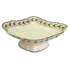 Wedgwood Creamware Compote Circa 1800-1810
