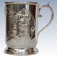 Child's Silver Cup 19th c.