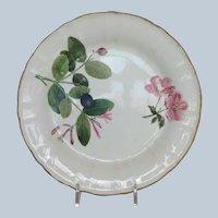 Wedgwood Olive Plate Circa 1830