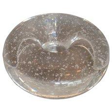 Steuben Controlled Bubble Single Candlestick