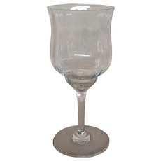 """Baccarat Tall Waters 7 1/8"""""""