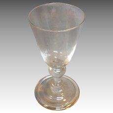 """Royal Leerdam Baluster Large Water Glass 7 3/8"""""""